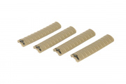 JG Rail Cover 4 Pk. (TAN)