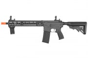Lancer Tactical SMR Bravo Black Jack MK4 M4 Carbine AEG Airsoft Gun OEM by Dytac (Black)