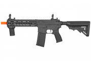 Lancer Tactical SMR Black Jack MK5 M4 CQB Carbine AEG Airsoft Gun OEM by Dytac (Black)