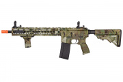 Lancer Tactical SMR Black Jack M4 Carbine AEG Airsoft Gun OEM by Dytac (Multicam)