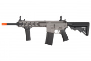 Lancer Tactical SMR Bravo Black Jack MK1 M4 Carbine AEG Airsoft Gun OEM by Dytac (Gray)