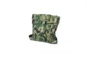TMC Belt Mounted Magazine Drop Pouch (Woodland Digital)