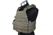 TMC EG Molle Assault Plate Carrier (Ranger Green)