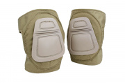 TMC DNI Nylon Knee Pad Set (Khaki)