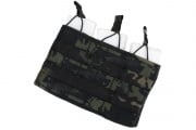 TMC Triple Wedge Mag Pouch (Camo Black)