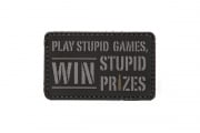 5ive Star Gear Stupid Games Morale PVC Patch