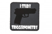 5ive Star Gear Triggernometry Morale PVC Patch