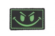 5ive Star Gear Smile Night Glow Morale PVC Patch