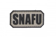 5ive Star Gear SNAFU Morale PVC Patch