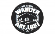 5ive Star Gear Not All Who Wander PVC Patch