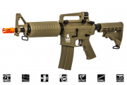 Lancer Tactical LT01T Gen 2 M4 M933 Commando Carbine AEG Airsoft Gun (Tan)