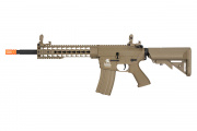 Lancer Tactical LT-12TK-G2 Gen 2 M4 Carbine AEG Airsoft Rifle (Tan)