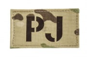 "Lancer Tactical ""PJ"" Signal Skills Patch (Modern CAMO)"