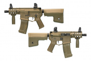 Ares Amoeba AM07 M4 Stubby Carbine AEG Airsoft Gun (Flat Dark Earth)