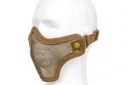 AMP Core V1 Half Face Mesh Mask (Tan)