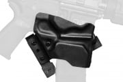 Redline Pro Gear SAARP Gen 2 M4/M16 Kydex Holster Malice Clip (Right Hand/Black)