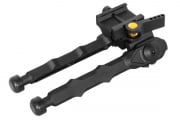 Blackcat Airsoft BR-1 Style Bipod (Black)
