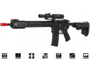 Black Rain Ordnance Fallout 15 Force Battle Rifle AEG Airsoft Gun by King Arms (pick a color)