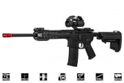 Black Rain Ordnance Fallout 15 Urban Battle Rifle AEG Airsoft Gun by King Arms