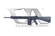 Classic Army CA-25 AEG Sniper Rifle Airsoft Gun (Black)