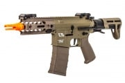 Classic Army Skirmish ECS AR4 SBR Light AEG Airsoft Rifle (Tan)