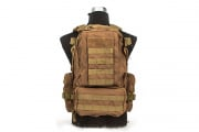 Condor Outdoor Convoy Outdoor Backpack (Coyote)