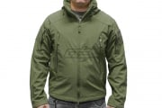 Condor Outdoor Element Softshell Jacket (OD/XL)
