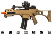Elite Force H&K G36C Sportline AEG Airsoft Rifle (Tan)