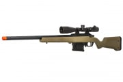 Elite Force Amoeba Striker Spring Bolt Action Sniper Rifle Ver. 2 (Tan)