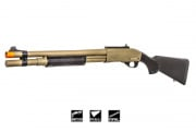 JAG Arms Scattergun HDS Gas Shotgun Airsoft Gun (Tan)
