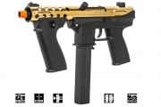Echo 1 GAT Full Metal (General Assault Tool) AEG Airsoft Gun (Gold)