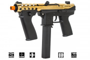 Echo 1 GAT (General Assault Tool) SMG AEG Airsoft Gun (Gold)