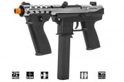 Echo 1 GAT (General Assault Tool) SMG AEG Airsoft Gun (Chrome)