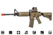 KWA KM4 A1 Carbine M4 AEG Carbine Airsoft Gun (Flat Dark Earth)