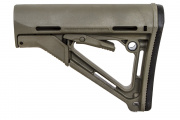 PTS Magpul CTR Stock w/Butt Pad ( Foliage Green )