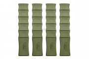 Madbull Maxtactical Bamboo Rail Covers (OD)