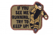 Mil-Spec Monkey EOD Running Patch (Forest)