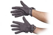 Mechanix Wear FastFit Gloves (Wolf Grey/Small)