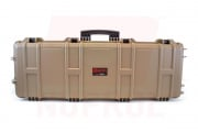 Nuprol Large Hard Case w/ Wave Foam (Tan)
