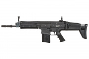 1 Cent 24 Hour Deal VFC Full Metal FN Herstal SCAR-H MK17 CQC AEG Airsoft Gun w/Gunbag (Black) #15