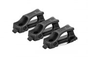 PTS High Cap Magpul Ranger Plate - 3 Pack (Black)