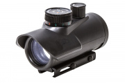 Raptor Defense 1x30 Red Dot Sight (Black)