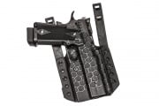 Redline Pro Gear Battle Hex Kydex Holster for TM 5.1 Hi Capa/1911 (Black)