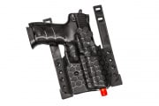 Redline Pro Gear Battle Hex Kydex Holster for EF HK45 (Black)