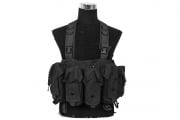 Tac 9 Industries Multi Purpose Chest Rig (BLK/Blems/Factory 2nd)