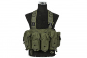 Tac 9 Industries Multi Purpose Chest Rig (OD/Blems/Factory 2nd)