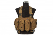 Tac 9 Industries Multi Purpose Chest Rig (FDE/Blems/Factory 2nd)