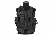 Tac 9 Industries Tactical Cross Draw Vest (BLK/Blems/Factory 2nd)