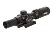 Valken Tactical Scope 1-4x20 w/Mount Mil-Dot Reticle
