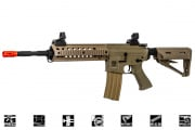Valken Battle Machine MOD-L RIS Carbine Polymer AEG Version 2 Airsoft Gun (Desert)